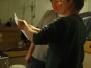 Sour Wine Barrel - Initial Fill April 2010