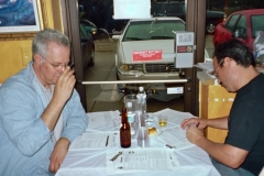 2007 State Fair judging sessions